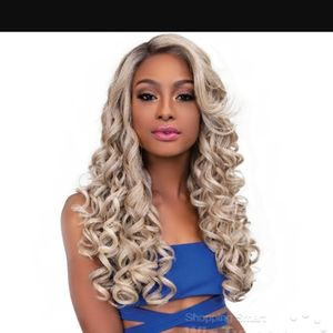 Janet Collection Julie Lace Front Wig
